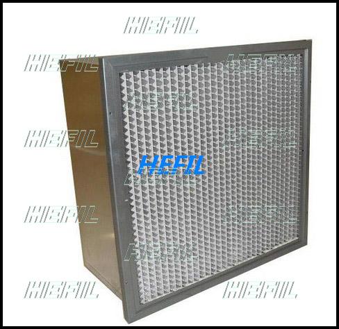 空调过滤网设备的结构
